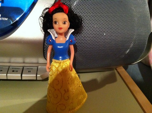 My other Snow White Mini 玩偶 + extra
