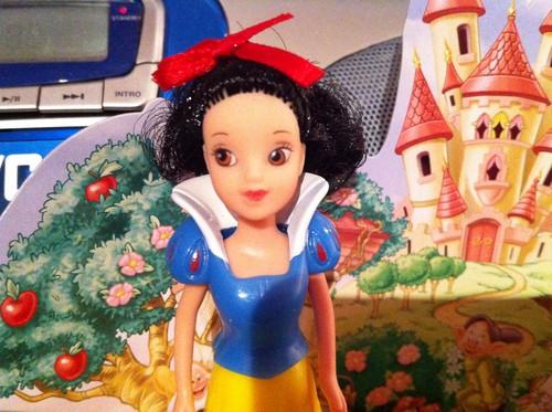 My other Snow White Mini Dolls + extra