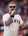 NLCS - St Louis Cardinals v San Francisco Giants - Game Six