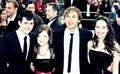 Narnia cast - Peter, Susan, Edmund and Lucy