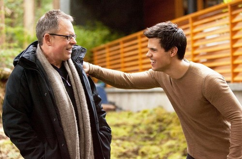 Taylor Lautner پیپر وال titled New BDp2 stills