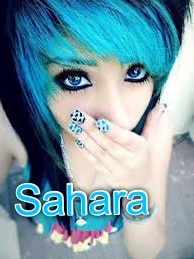New Character: Sahara
