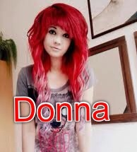 New Charater: Donna
