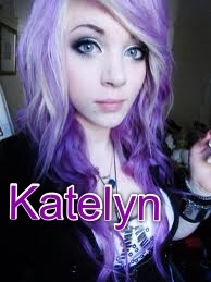 New Charater: Katelyn