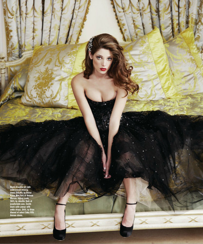 Ashley Greene wallpaper probably containing an abattoir titled New Scans: Ashley for Riviera, San Diego - November 2012.