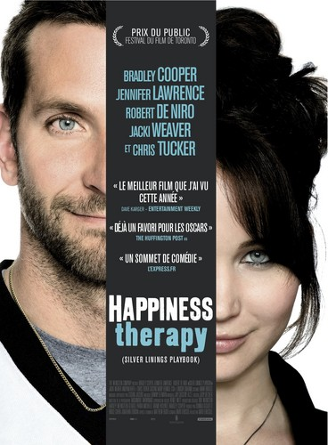 "New ""The Silver Linings Playbook"" Poster [France]."