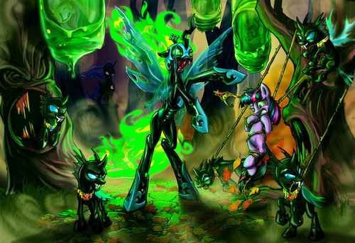 Nightmare Chrysalis