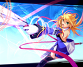 Noel Vermilion (Blazblue) - blindbandit92 wallpaper