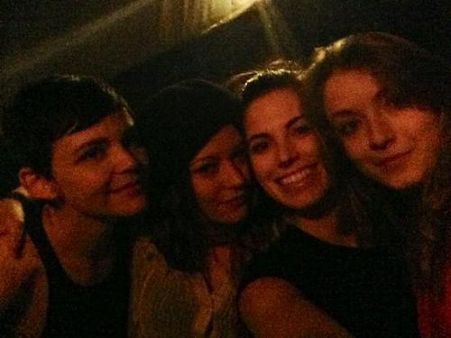 Once Upon A Time Cast (I love their friendship)