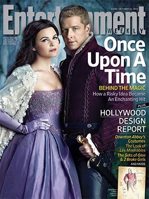 Once Upon A Time - EW cover