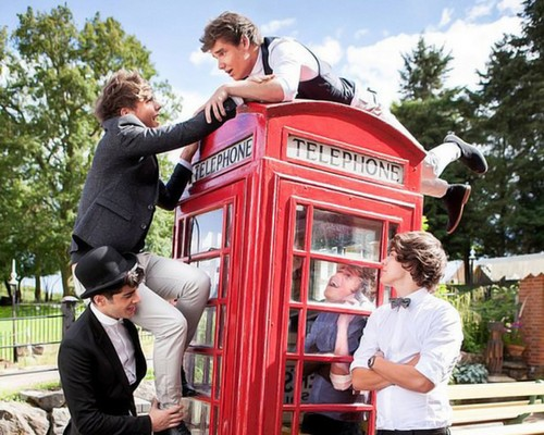 One Direction Take Me home pagina Wallpaper♥