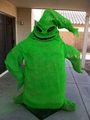 Oogie Boogie for Хэллоуин display
