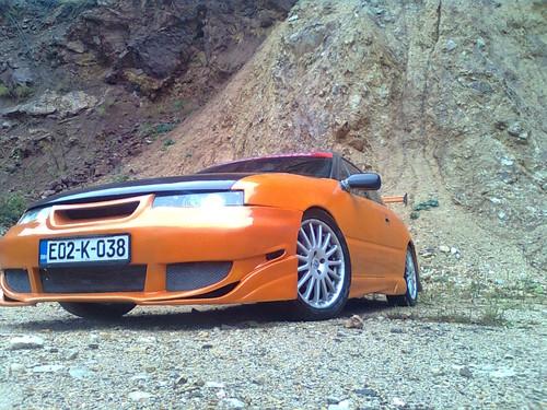 Opel Calibra Tuning