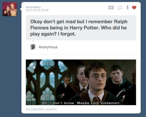 POTTER funnies