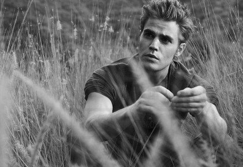 Paul Wesley wallpaper containing a fountain, a grainfield, and a glory hole called Paul <3