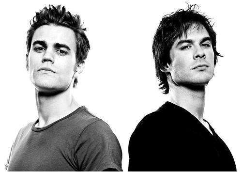 Ian Somerhalder And Paul Wesley Photoshoot