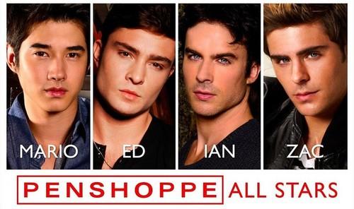 Penshoppe All Stars