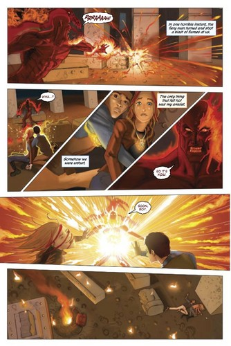 Pic for The Red Pyramid Graphic Novel