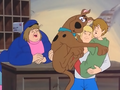 Pile on Fred - scooby-doo photo