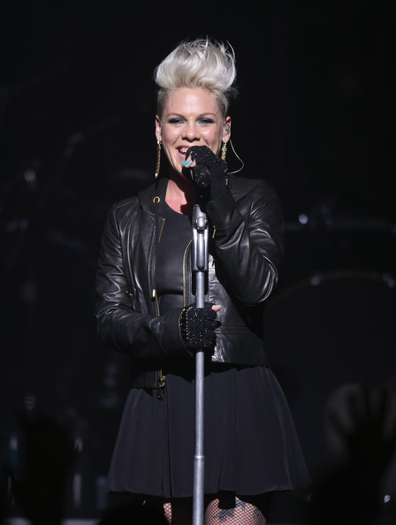 Pink Live At The Forum