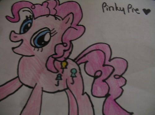 Pinky Pie!