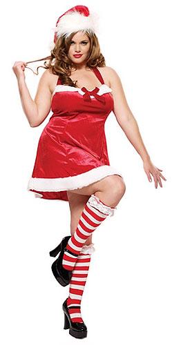 Sexy santa helper pics
