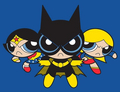 Power puff girls DC version :P - dc-comics photo
