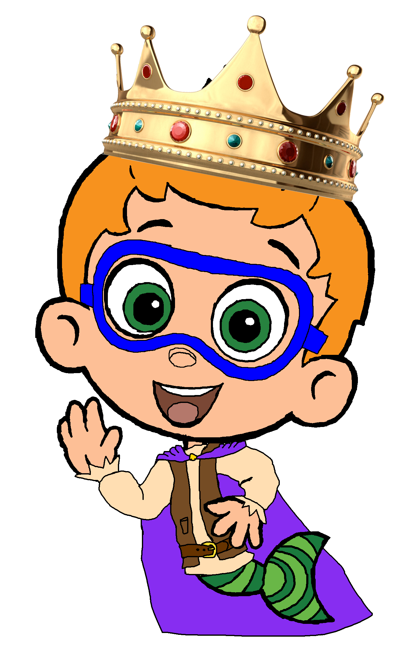 Prince Nonny - Bubble Guppies Fan Art (32533776) - Fanpop