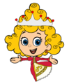 Princess Deema - bubble-guppies fan art