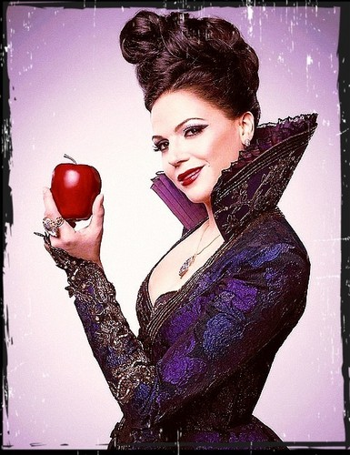 Once Upon a Time - Es war einmal... Hintergrund entitled Queen Regina Icons!