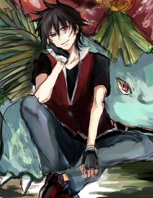 Red The Pokemon Master Images Red Wallpaper And Background Photos 32560466