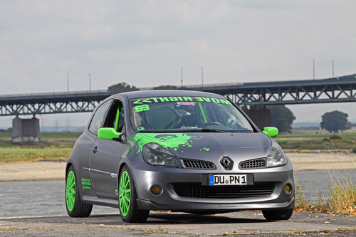 RENAULT CLIO RS bởi CAM SHAFT