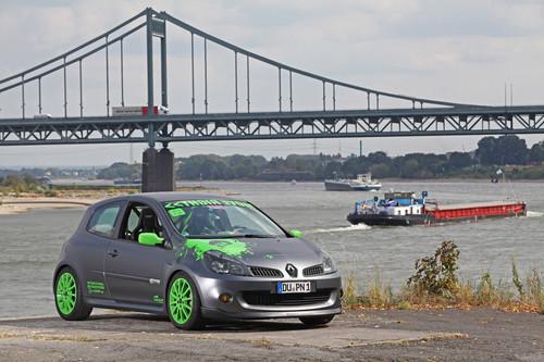 RENAULT CLIO RS bởi CAM SHAFT