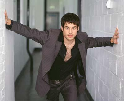 Rob James-Collier wallpaper containing a business suit, a well dressed person, and a suit called RJC