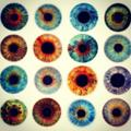 Rainbow Eyes!!!!!! =O - eyes photo