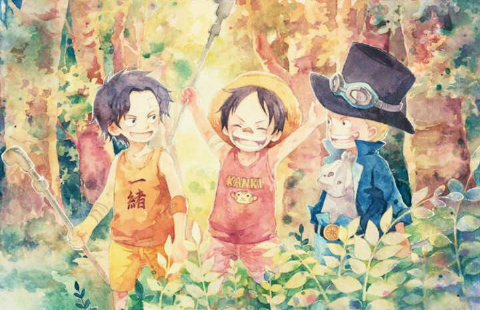 Random pictures of Onepiece