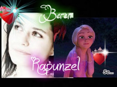 Rapunzel's look-alike Turkish actress: Beren Saat