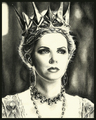 Ravenna drawing by Jenny Jenkins - snow-white-and-the-huntsman fan art