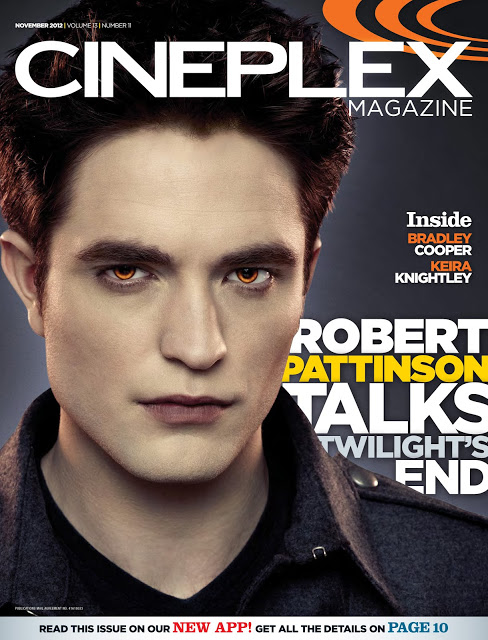 Robert Pattinsons Teen Magazine