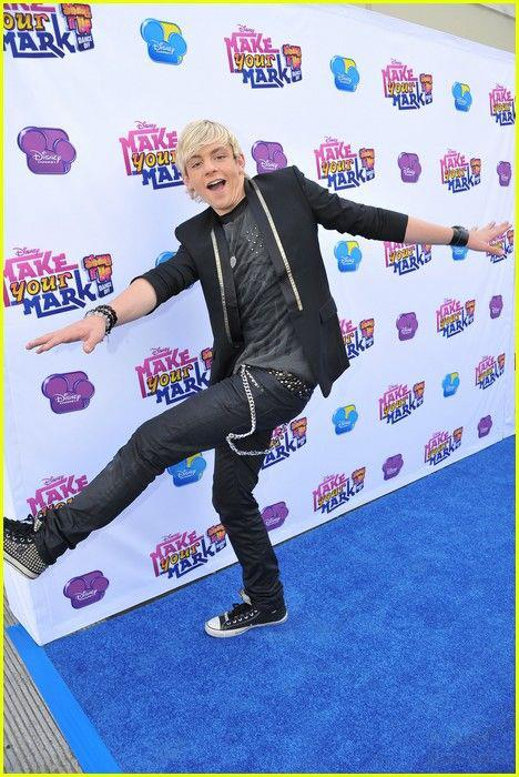 Ross Lynch @ Make Your Mark: Shake It Up Dance Off 2012
