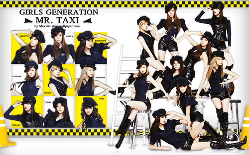 S.M.Entertainment wallpaper entitled SNSD