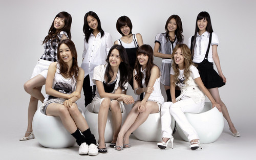 S.M.Entertainment wallpaper titled SNSD