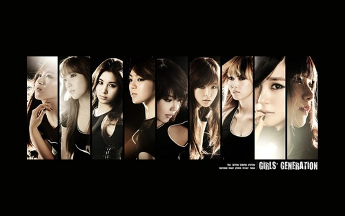S.M.Entertainment wallpaper possibly containing a portrait entitled SNSD