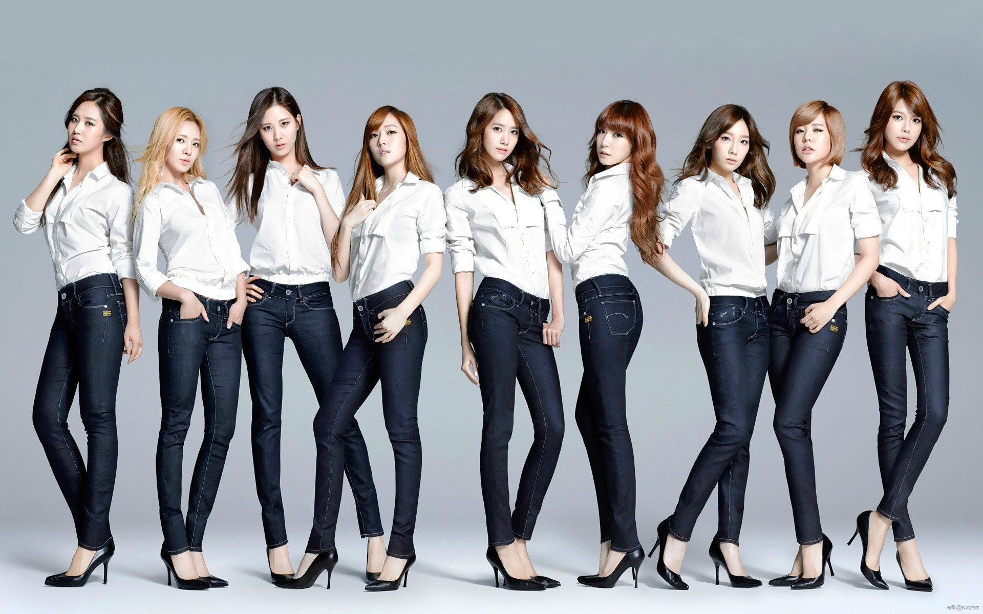 SNSD wallpaper - kpop 4ever Wallpaper (32581436) - Fanpop