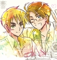 Say Cheese! - hetalia-usuk fan art