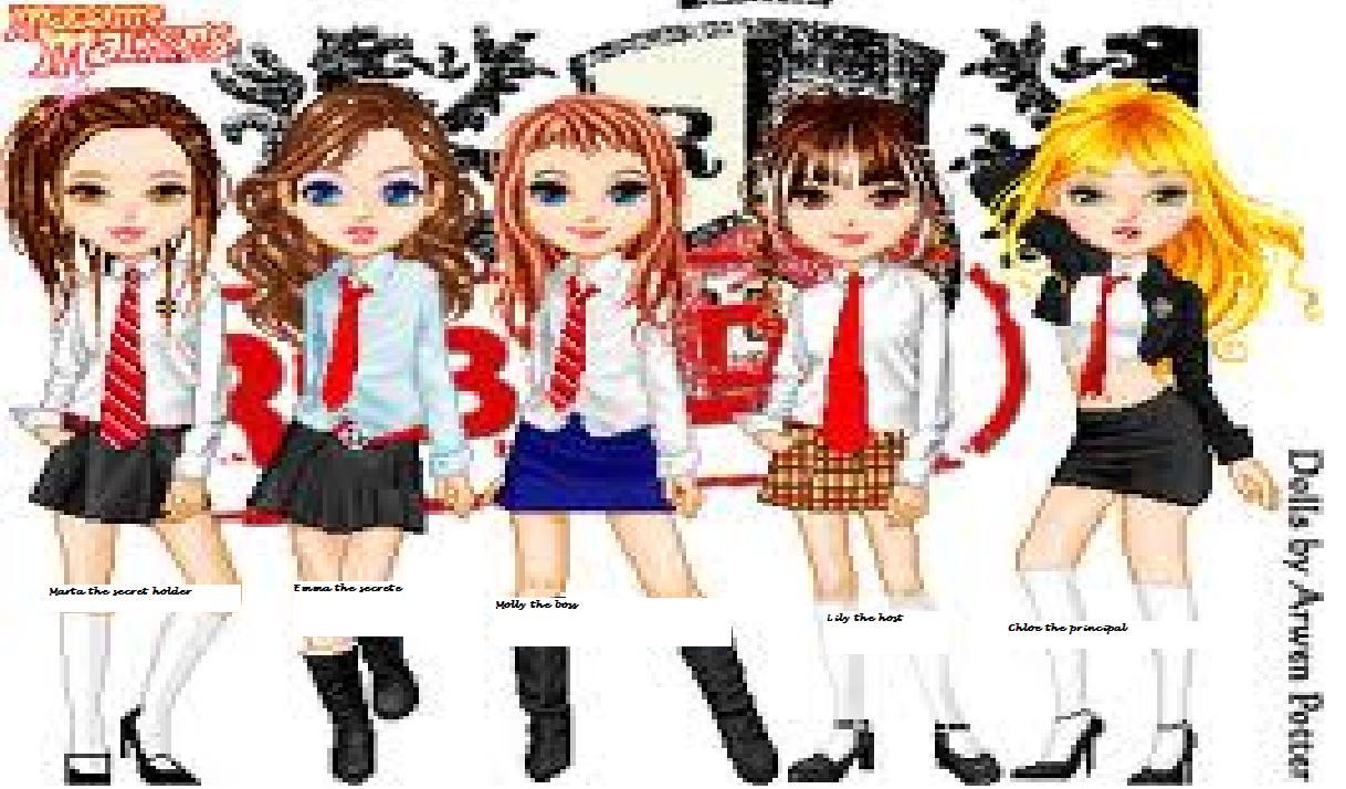 School gals