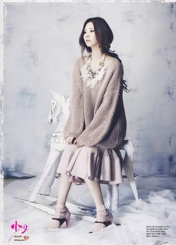 Seohyun ceci October Issue