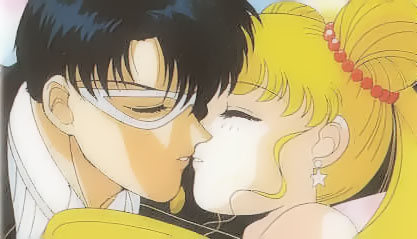 Serena & Darien - Almost Kiss ★