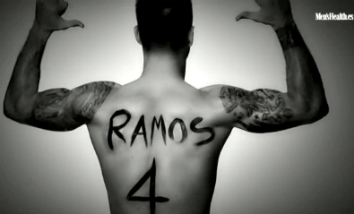 Sergio Ramos Men's Health