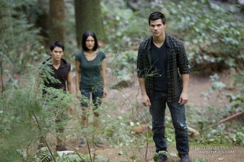 Seth, Leah and jacob